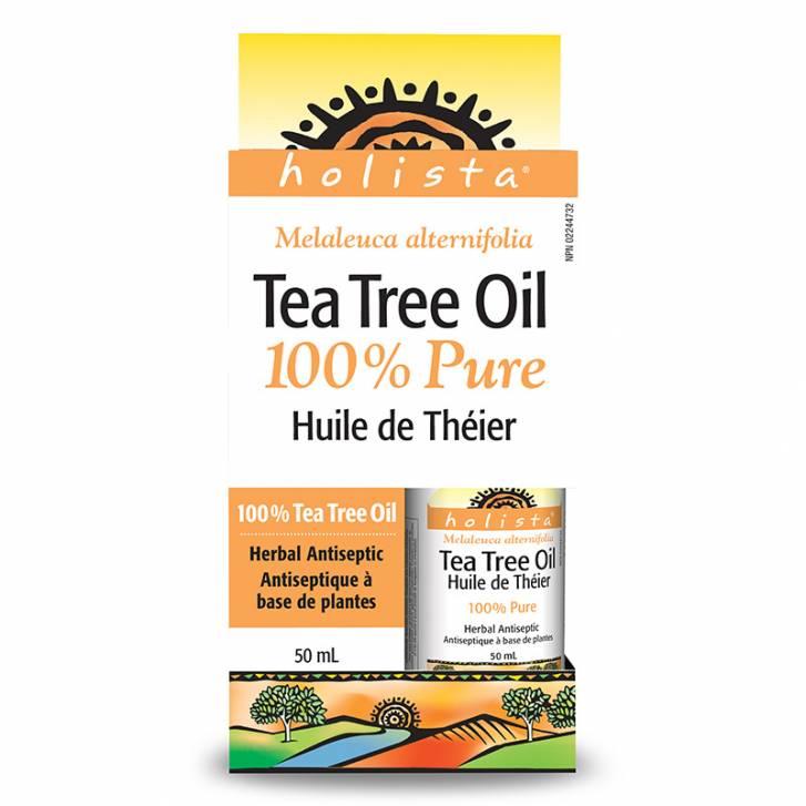 Holista Tea Tree Oil 100% Pure (50ml)