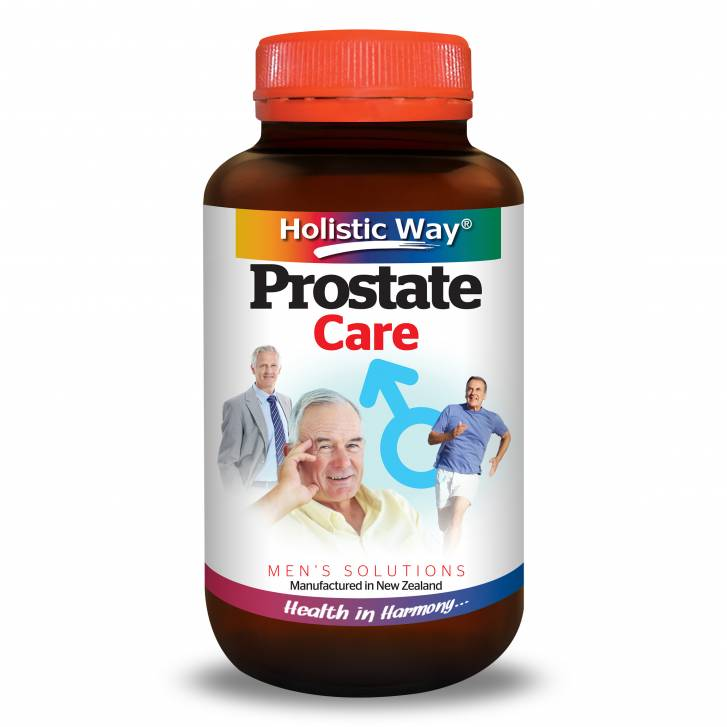Holistic Way Prostate Care (60 Softgels)