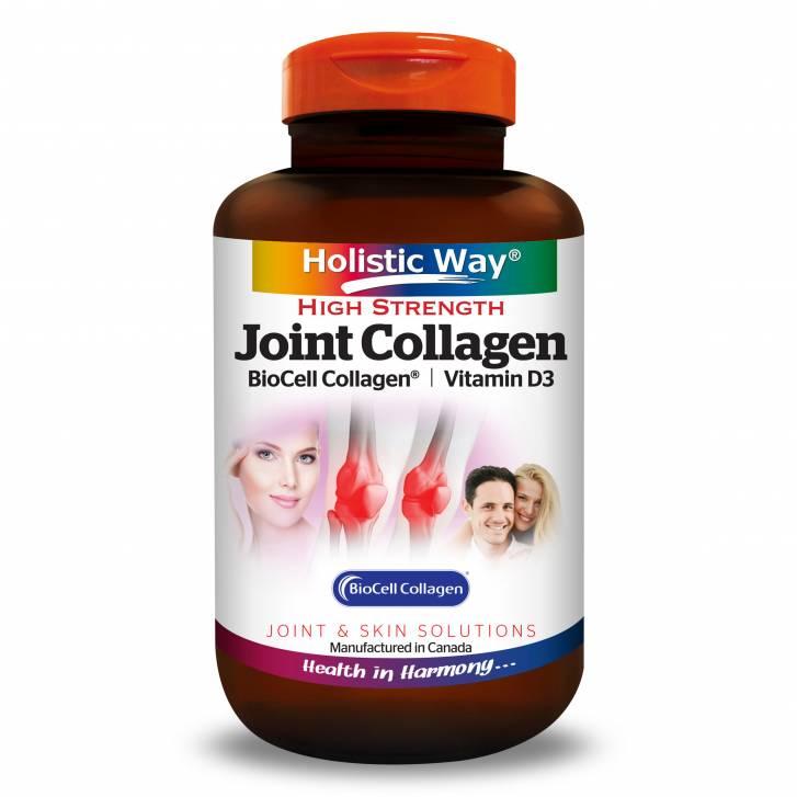 Holistic Way Joint Collagen (60 Veg. Caps)