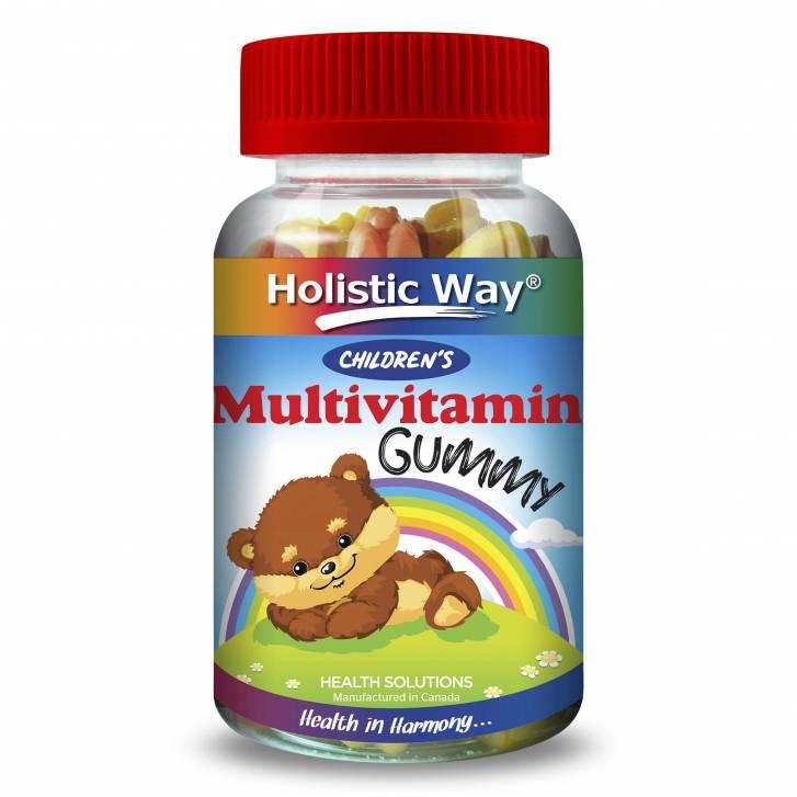 Holistic Way Children's Multivitamin Gummy (90 Gummies)