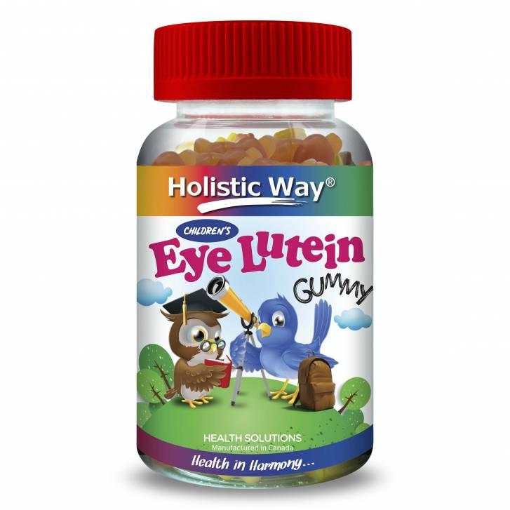 Holistic Way Children's Eye Lutein Gummy (90 Gummies)